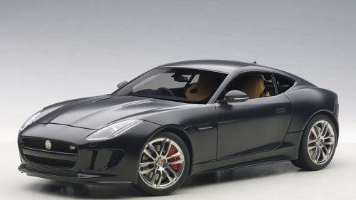 Autoart 1:18 Jaguar F-Type R Black 73652