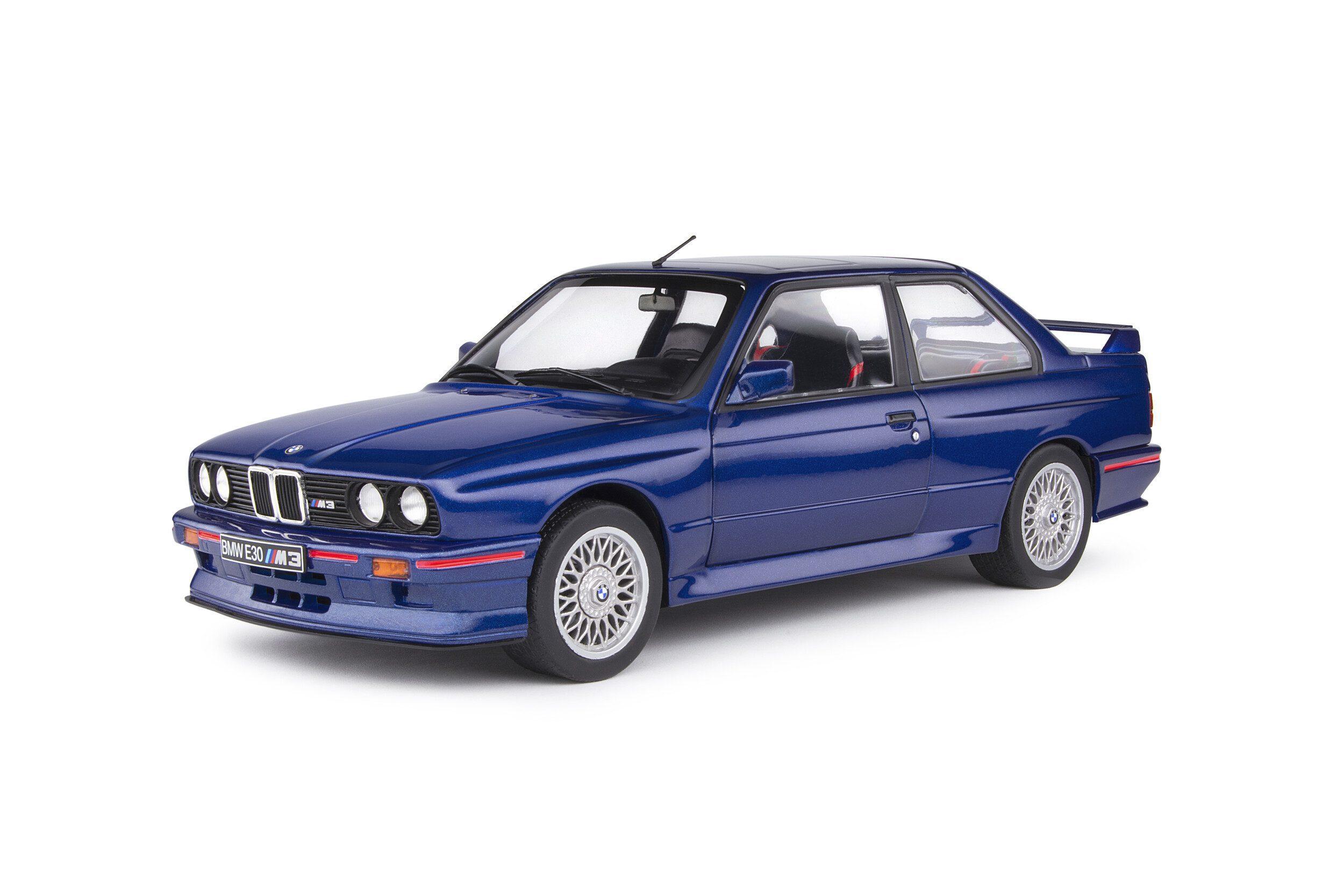Solido Example BMW E30 M3