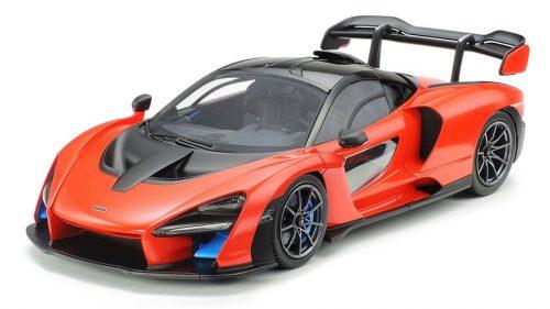 Tamiya 24355 1:24 McLaren Senna Plastic Model Kit Car