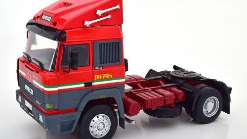 Road Kings 1:18 Scuderia Ferrari Fiat Iveco Turbo Star RK180073 Model Truck
