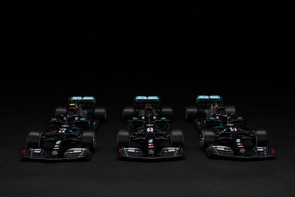 Amalgam F1 2021 Developments