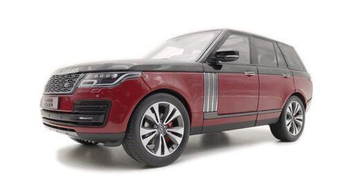 Range Rover SV Autobiography Diecast Model Car LCD 1:18