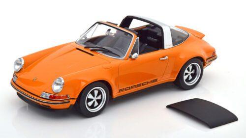 KK Scale Porsche 911 Singer Targa 1:18 Model Car